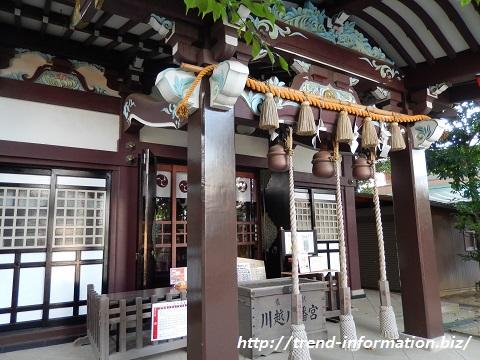 川越八幡宮(埼玉県・パワースポット)