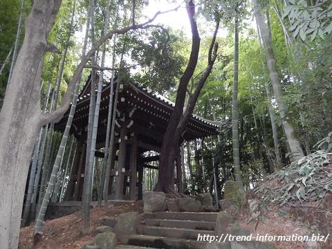 建功寺の鐘楼【横浜市・観光】