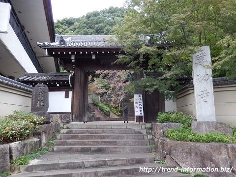 建功寺の総門【横浜市・観光】